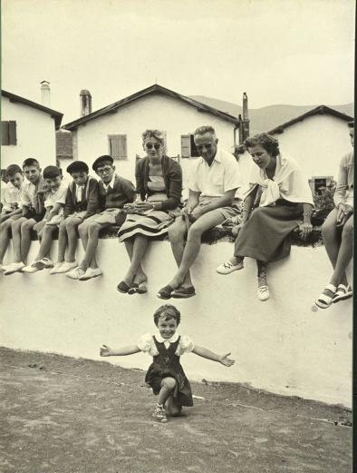 Festival popular, País Vasco, Francia, 1951 © Robert Capa. Magnum Photos