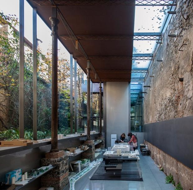 Espai Barbieri, RCR Architects Studio. ©Hisao Suzuki