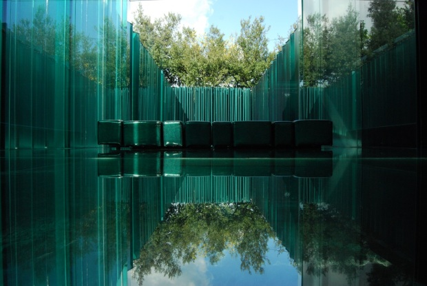 Les Cols Pavilions (Girona)